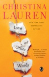 Love and Other Words book summary, reviews and download