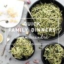 Quick Family Dinners in the Thermomix book summary, reviews and download