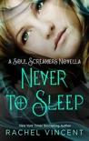 Never to Sleep book summary, reviews and downlod