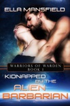 Kidnapped by the Alien Barbarian book summary, reviews and download