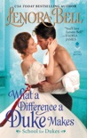What a Difference a Duke Makes book summary, reviews and downlod