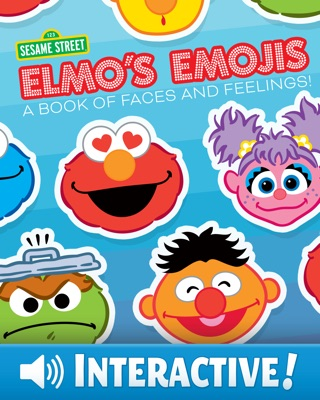 Elmo's Emojis by Sesame Workshop book summary, reviews and downlod