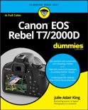 Canon EOS Rebel T7/2000D For Dummies book summary, reviews and download