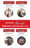 Harlequin Presents - February 2019 - Box Set 2 of 2 book summary, reviews and downlod