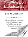 The Sin of Unbelief book summary, reviews and downlod