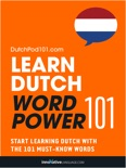 Learn Dutch - Word Power 101 descarga de libros electrónicos