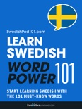 Learn Swedish - Word Power 101 book summary, reviews and downlod