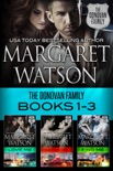 The Donovan Family Bundle (Love Me, Watch Me, Find Me) book summary, reviews and downlod