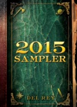 Del Rey and Bantam Books 2015 Sampler book summary, reviews and downlod