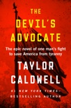 The Devil's Advocate book summary, reviews and downlod