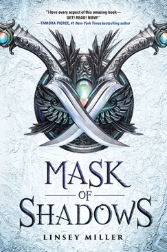 Mask of Shadows E-Book Download