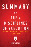 Summary of The 4 Disciplines of Execution book summary, reviews and downlod