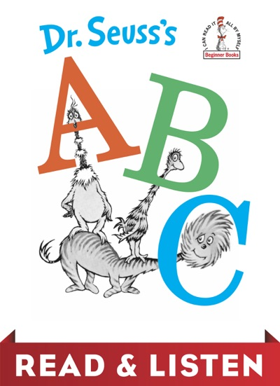 Dr. Seuss's ABC: Read & Listen Edition by Dr. Seuss Book Summary, Reviews and E-Book Download