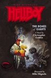 Hellboy: The Bones of Giants Illustrated Novel e-book