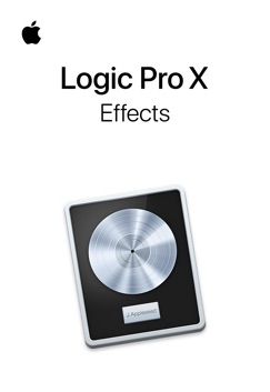 Logic Pro X Effects E-Book Download