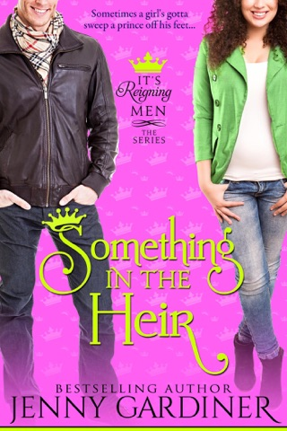Something in the Heir by Jenny Gardiner E-Book Download