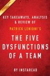 The Five Dysfunctions of a Team book summary, reviews and downlod