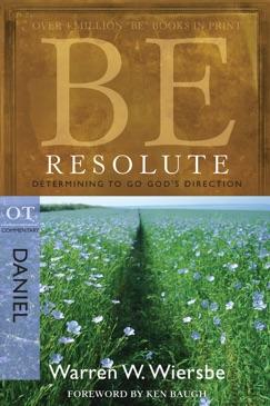 Be Resolute (Daniel) E-Book Download