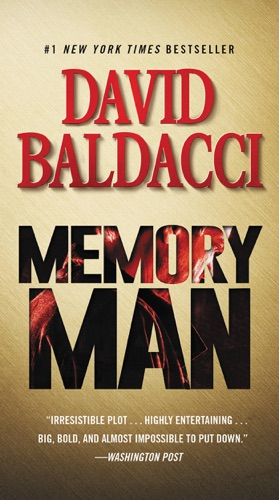 Memory Man by Hachette Digital, Inc. book summary, reviews and downlod