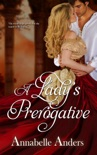 A Lady's Prerogative book summary, reviews and downlod