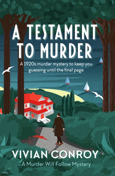 A Testament to Murder by Vivian Conroy Book Summary, Reviews and E-Book Download