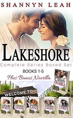 The McAdams Sisters Lakeshore Complete Boxed Set Series (Books 1-5, Boxed Set) E-Book Download