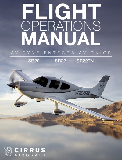 Flight Operations Manual by Cirrus Aircraft Book Summary, Reviews and E-Book Download