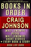 Craig Johnson Books in Order: Walt Longmire books, Walt Longmire short stories, all short stories, novels and nonfiction, plus a Craig Johnson biography. book summary, reviews and downlod
