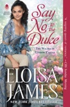 Say No to the Duke book summary, reviews and download