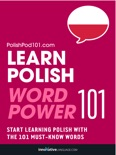 Learn Polish - Word Power 101 book summary, reviews and downlod
