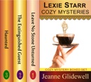 Lexie Starr Cozy Mysteries Boxed Set (Three Complete Cozy Mysteries in One) e-book