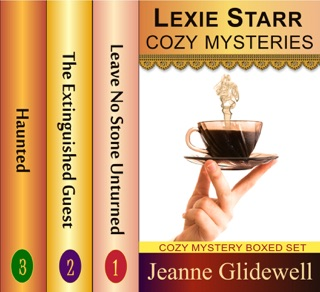 Lexie Starr Cozy Mysteries Boxed Set (Three Complete Cozy Mysteries in One) E-Book Download