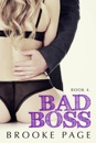 Bad Boss - Book 4