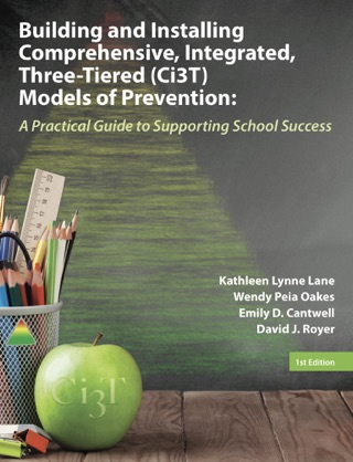 Building and Installing Comprehensive, Integrated, Three-Tiered (Ci3T) Models of Prevention textbook download