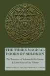 The Three Magical Books of Solomon book summary, reviews and download