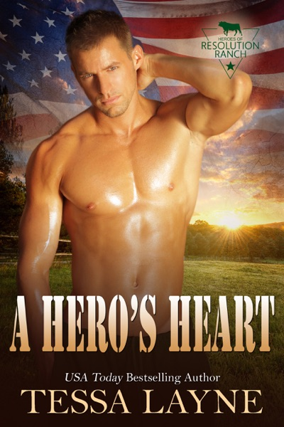 A Hero's Heart by Tessa Layne Book Summary, Reviews and E-Book Download