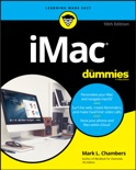 iMac For Dummies book summary, reviews and download
