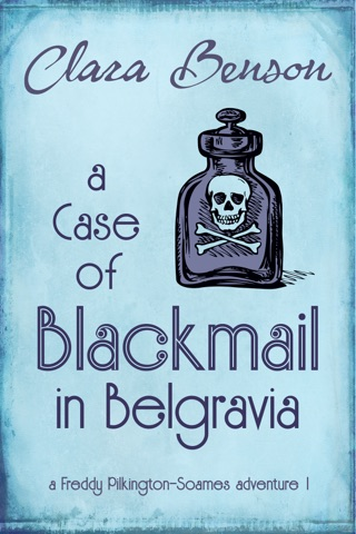 A Case of Blackmail in Belgravia by Clara Benson book summary, reviews and downlod