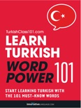 Learn Turkish - Word Power 101 book summary, reviews and downlod