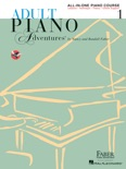 Adult Piano Adventures All-in-One Lesson Book 1 book summary, reviews and download