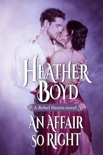 An Affair so Right book summary, reviews and downlod