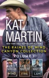 The Raines of Wind Canyon Collection Volume 1 book summary, reviews and downlod