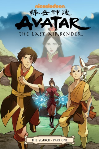 Avatar: The Last Airbender - The Search Part 1 E-Book Download