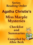 Agatha Christie's Miss Marple Mysteries- Summaries & Checklist: Series Reading Order book summary, reviews and downlod