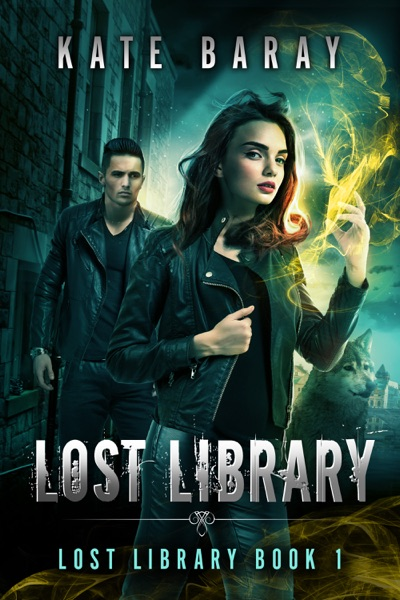 Lost Library by Kate Baray Book Summary, Reviews and E-Book Download
