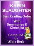 Karin Slaughter: Best Reading Order - with Summaries & Checklist book summary, reviews and downlod