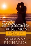 Billionaires of Belmont (Boxed Set Books 1-2) book summary, reviews and download