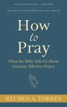 How to Pray book summary, reviews and download