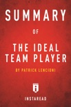 Summary of The Ideal Team Player book summary, reviews and downlod