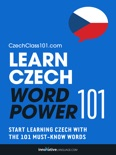 Learn Czech - Word Power 101 book summary, reviews and downlod